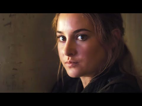 Divergent Official Trailer