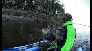 Какая рыба клюет в дождь на реке иня