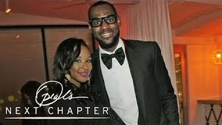 How LeBron James Proposed to His Sweetheart | Oprah's Next Chapter | Oprah Winfrey Network