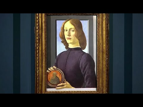 Botticelli portrait sells for $92.2 million at auction