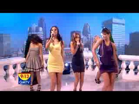The Saturdays - If This Is Love Performance GMTV