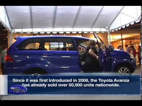 Industry News Toyota launches the 2015 Avanza