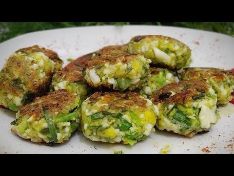 Яичные котлеты без грамма мяса /Сытно, вкусно и быстро