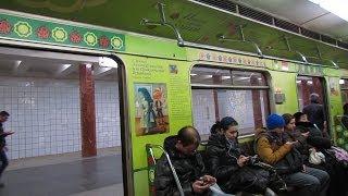 """Поезд """"Читающая Москва"""""""