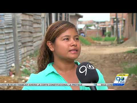 Personas que compraron terreno en el barrio Villa Mercado aseguran que fueron estafadas