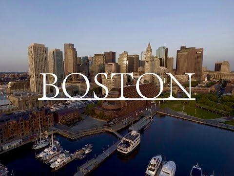 THE CITY OF BOSTON