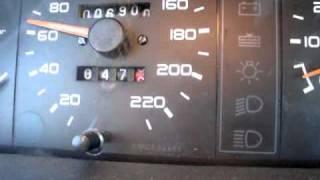 Peugeot 205 2.0 16v 180bhp