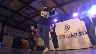 UNERI+Hermit DANCE ALIVE HERO