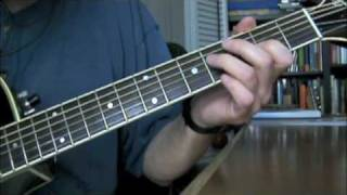 Won't Get Fooled Again - Who - Guitar solo section