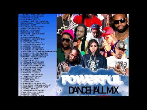 New Dancehall Mix 2018 – MavadoVybz KartelAlkalineBusy SignalPopcaanMascikaRygin King