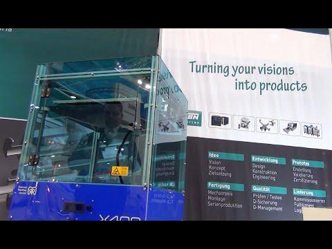 """GBN Systems - Performing Mechatronics - Made in Bavaria (http://www.gbn.de) bietet im mechatronischen Gerätebau die Umsetzung komplexer Lösungen.   Im Rahmen der Intec & Zuliefermesse 2015 in Leipzig war GBN Systems als Aussteller aktiv und beleuchtet mit den """"GBN Systems -Videonews"""" die Additive Fertigung. Die Numerische Steuerung gilt als Ausgangsbasis für alle Verfahren in diesem Bereich (3D Druck). Zum Thema Generative Fertigung gab es zudem ein Diskussionsrunde im CCL zu Leipzig. Beteiligte Unternehmen und Referenten kommen in diesem Beitrag zu Wort.  Mit Statements von: ================= Thomas K. Pflug - NC Gesellschaft e.V. Gerhard Jell - Jell Konstruktion Dipl.-Ing. Uwe Müller - NeXas Industriesoftware GmbH Sebastian Przyborowski - Robotertechnik-Transfer GmbH  Kamera & Schnitt - Frederik Straube - Crunchtime Events GmbH  Ein Beitrag von  Harry Flint © GBN Systems GmbH Fellnerstr. 2 D-85656 Buch am Buchrain  Facebook: https://www.facebook.com/gbn.de Twitter: https://twitter.com/gbnsystems Slideshare: http://de.slideshare.net/harryflint/g... Kategorie Wissenschaft & Technik Lizenz Standard-YouTube-Lizenz"""