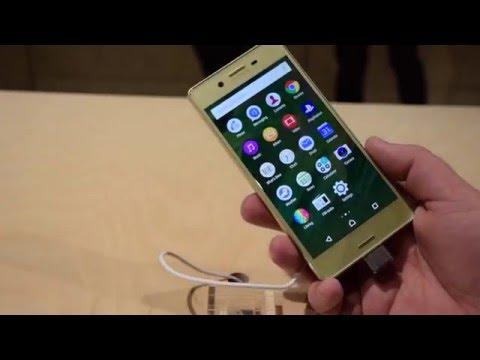 Sony Xperia X, anteprima dal MWC 2016
