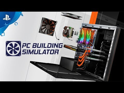 Trailer de PC Building Simulator Overclocked Edition