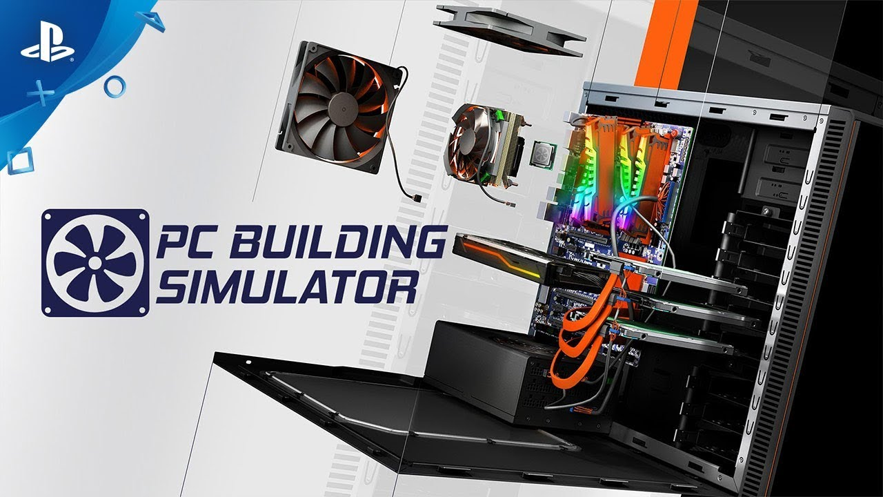PC Building Simulator Launches on PS4 Today