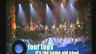 The Four Tops - Baby I Need Your Loving, Bernadette, Same Old Song, I Can't Help Myself