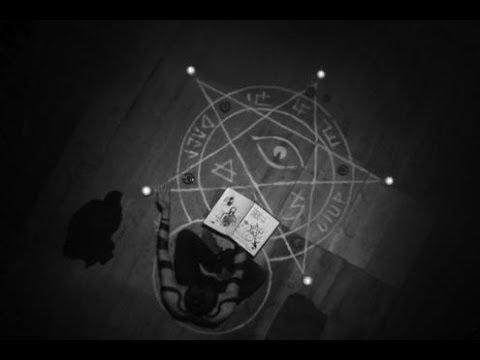 Черная магия заклинания теней