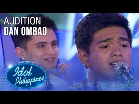 Dan Ombao - Nobela | Idol Philippines 2019 Auditions