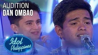 Dan Ombao - Novel | Idol Philippines 2019 Auditions