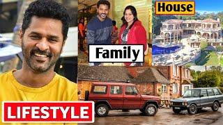 Prabhu Deva Lifestyle 2021, Income, House, Cars, Wife, Biography, Son, Net Worth & Family