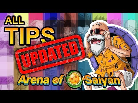 Saiyan Warrior / Arena of Saiyan: Dream Squad | KASKUS