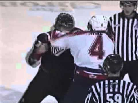 Sawyer Hannay vs. Tyler Howe