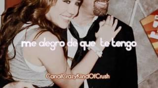 I thought I lost you - Miley Cyrus (Feat. John Travolta) Traducida al español