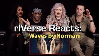 RIVerse Reacts: Waves By Normani   MV Reaction