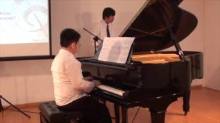 Hansel N. Wiguna plays Robert D. Vandall 'Light Syncopations'