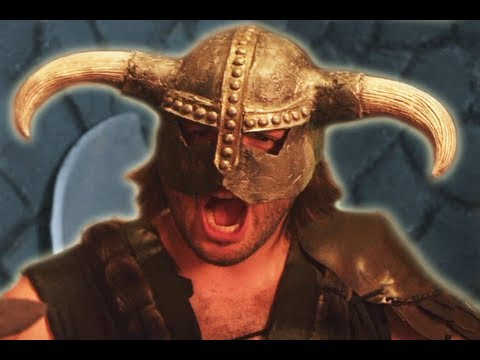 'Tale Of The DragonBorn' Tackles Skyrim's Inter-Species Hook-Ups