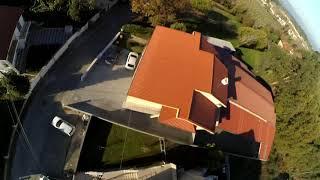 Vôo nº6 Fpv Eachine X220 Wizar 2020 Drone House Confinamento