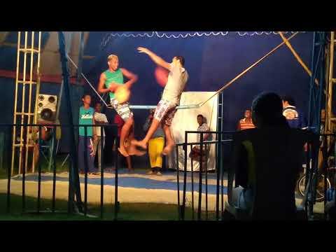 Circo ART show em alagoinha Paraíba