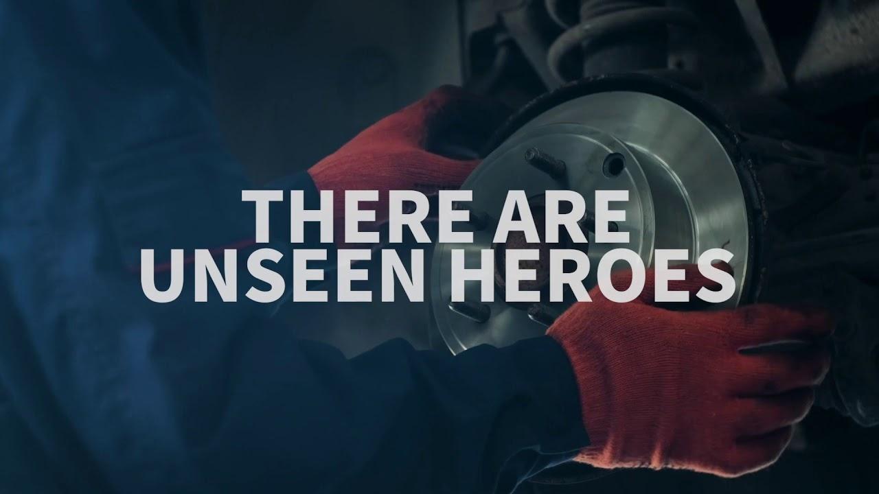 CTR Unseen Heroes
