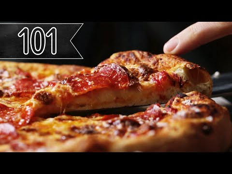 The Best Homemade Pizza You'll Ever Eat