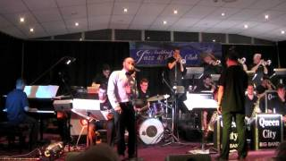 Come Back To Me - Michael Harray and the Queen City Big Band