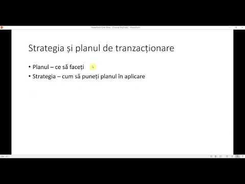 Tema de tranzacționare a opțiunilor