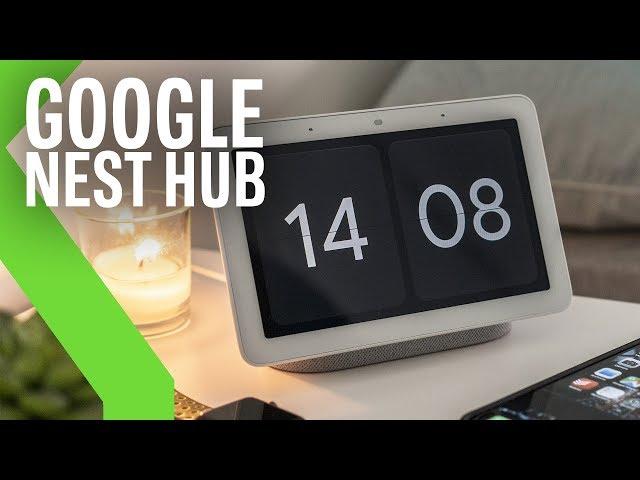 Google Nest Hub ¿Aporta algo DIFERENTE al GOOGLE MINI?