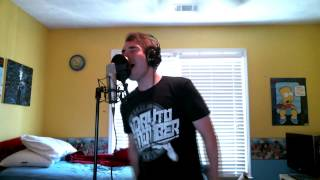 Blue Dream - Dance Gavin Dance (Vocal Cover)