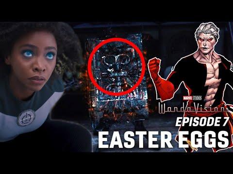 WandaVision's Villain Explained, More Characters Revealed (Episode 7)