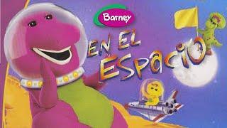 Barney | Barney en el Espacio (Completo)