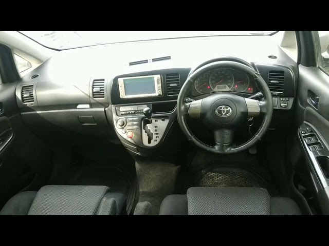 Toyota Wish 1.8S 2003 for Sale in Islamabad