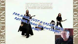 Evergrey - A Touch of Blessing Reaction/Review