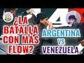 ¿LA BATALLA CON MÁS FLOW? ARGENTINA Vs VENEZUELA - GOD LEVEL CHILE 3vs3 2019