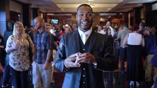 Wedding Magician In Orlando, Antwan Towner