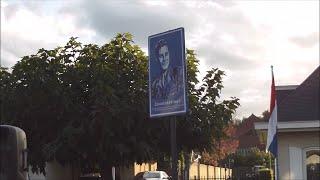 Oorlogsheld John Cousins krijgt straatnaambord in Dongen - Langstraat TV