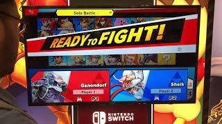 Vayseth (Ganondorf) vs. Halcyon (Sheik) - Super Smash Bros. Ultimate EVO 2018