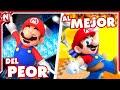 Del Peor Al Mejor: Juegos De Mario En Gamecube