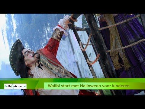 Halloween bij Walibi: Vier nieuwe zones voor ouderen enspooky days voor kinderen