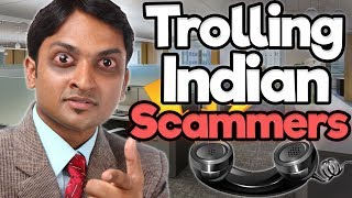 Trolling Indian Scammers and They Get Angry! #12 (Microsoft, IRS, and Government Grant)
