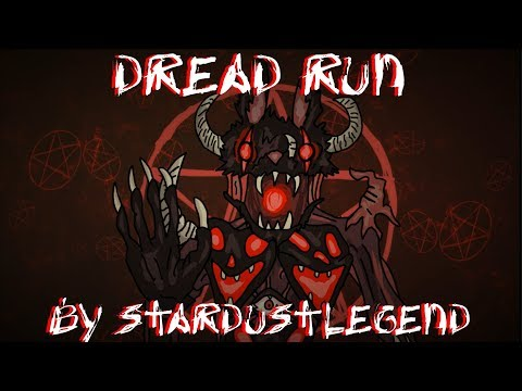"【Eleanor Forte】""DREAD RUN"" - Halloween Song【StardustLegend】"