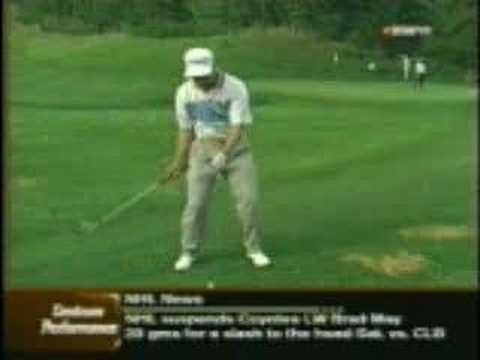 Funny Golf Lesson